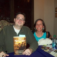 Just hanging out with Brandon Sanderson