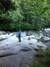 Franklin Falls Hike