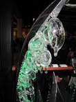 Cool Glass Sculpture