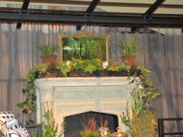 Fireplace Planting
