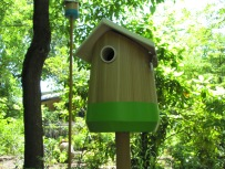 Bird Feeder at VanDusen Gardens